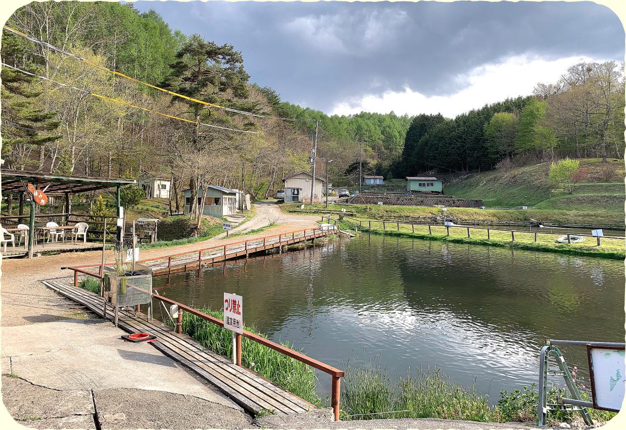 釣り堀陣内マスセンター