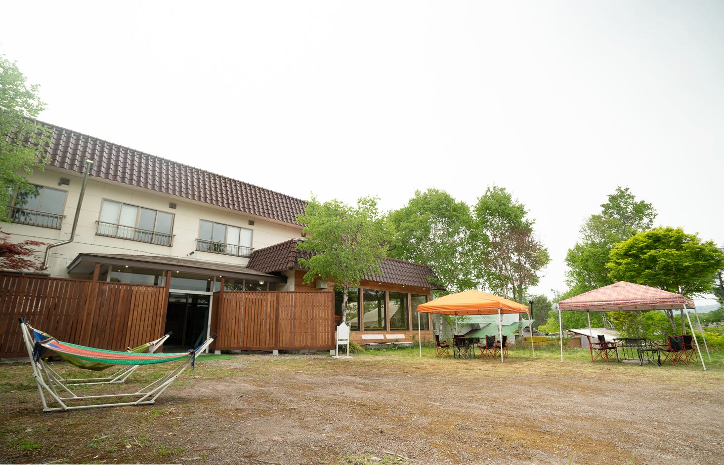 蓼科高原でピクニックするならピクニックベース&ホステル